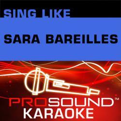 Cover image for Sing Like Sara Bareilles