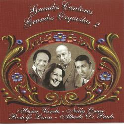 Cover image for Grandes Cantores- Grandes orquestas vol 2