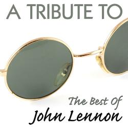 Cover image for Tribute to the Best of John Lennon