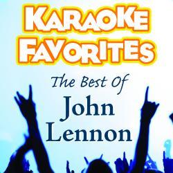 Cover image for Karaoke Favorites: The Best of John Lennon