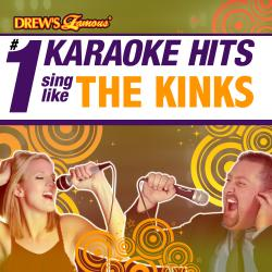 Cover image for Drew's Famous # 1 Karaoke Hits: Sing Like The Kinks