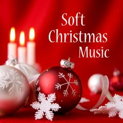 Cover image for Soft Christmas Music