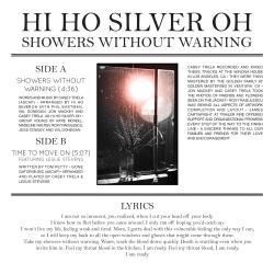 Cover image for Showers Without Warning
