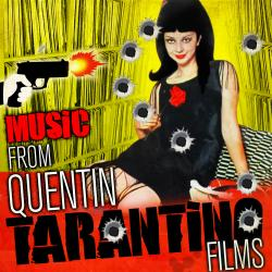 Cover image for Music From Quentin Tarantino Films