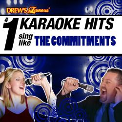 Cover image for Drew's Famous # 1 Karaoke Hits: Sing Like The Commitments