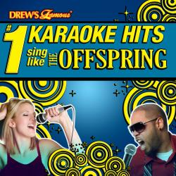 Cover image for Drew's Famous # 1 Karaoke Hits: Sing like The Offspring