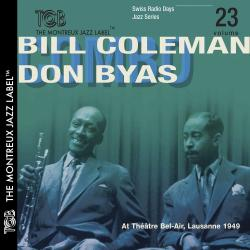 Cover image for Bill Coleman - Don Byas Combo