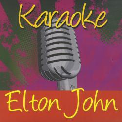 Cover image for Karaoke - Elton John