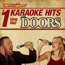 Cover image for Drew's Famous # 1 Karaoke Hits: Sing like The Doors