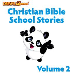 Cover image for Christian Bible School Stories Vol. 2
