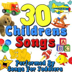 Cover image for 30 Childrens Songs