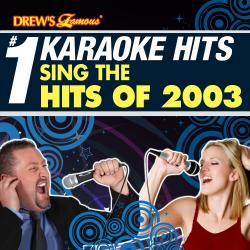 Cover image for Drew's Famous # 1 Karaoke Hits: Sing the Hits of 2003
