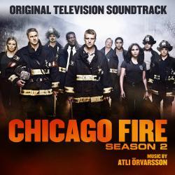 Cover image for Chicago Fire Season 2 (Original Television Soundtrack)
