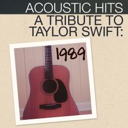 Cover image for Acoustic Hits - A Tribute to Taylor Swift 1989