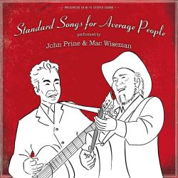 Cover image for Standard Songs for Average People