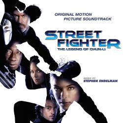 Cover image for Street Fighter: The Legend of Chun-Li (Original Motion Picture Soundtrack)