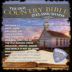 Cover image for 25 Classic Hymns from the Old Country Bible