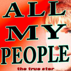 Cover image for All My People (Tribute Sasha Lopez & Andrea D)