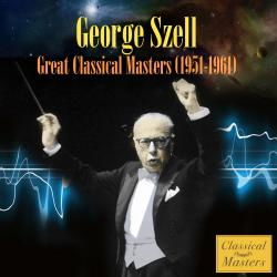 Cover image for Great Classical Masters (1951-1961)