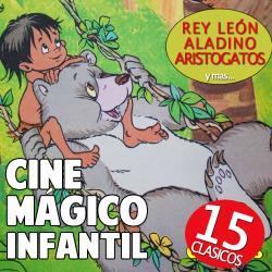 Cover image for Cine Infantil y Música de Películas para Niños