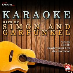 Cover image for Karaoke - Hits of Simon and Garfunkel