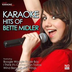 Cover image for Karaoke - Hits of Bette Midler