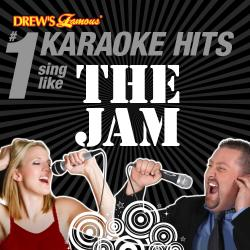 Cover image for Drew's Famous #1 Karaoke Hits: Sing Like The Jam