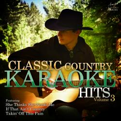 Cover image for Classic Country Karaoke Hits Vol. 3