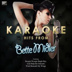 Cover image for Karaoke Hits from Bette Midler