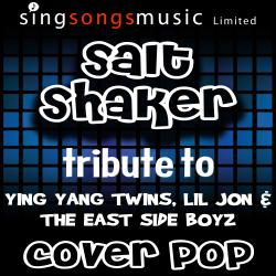 Cover image for Salt Shaker (A Tribute to Ying Yang Twins, Lil Jon & The East Side Boyz)