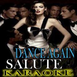Cover image for Dance Again (Jennifer Lopez Feat. Pitbull Karaoke)