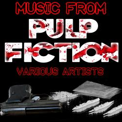 Cover image for Music from Pulp Fiction