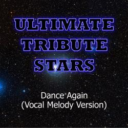 Cover image for Jennifer Lopez feat. Pitbull - Dance Again (Vocal Melody Version)