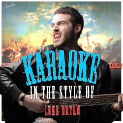 Cover image for Karaoke - In the Style of Luke Bryan