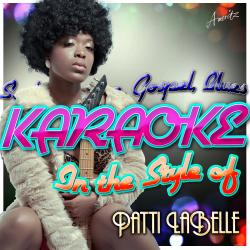 Cover image for Karaoke - In the Style of Patti Labelle