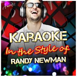 Cover image for Karaoke - In the Style of Randy Newman