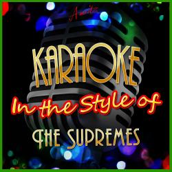 Cover image for Karaoke - In the Style of the Supremes