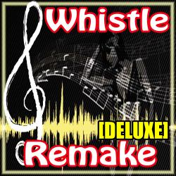 Cover image for Whistle (Flo Rida Deluxe Remake)