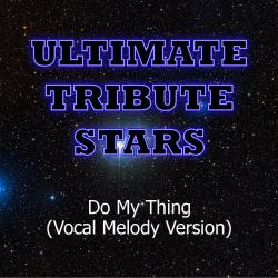 Cover image for Estelle feat. Janelle Monae - Do My Thing (Vocal Melody Version)