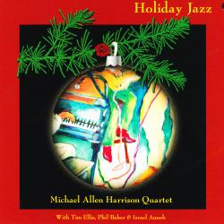 Cover image for Holiday Jazz