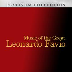 Cover image for Music Of The Great Leonardo Favio