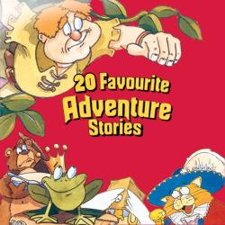 Cover image for 20 Favourite Adventure Stories