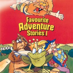 Cover image for 20 Favourite Adventure Stories - 1