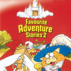 Cover image for 20 Favourite Adventure Stories - 2