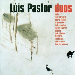 Cover image for Dúos