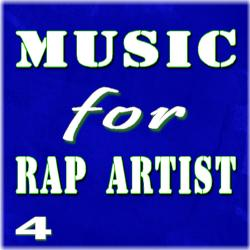 Cover image for Music for Rap Artist, Vol. 4