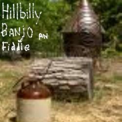 Cover image for Hillbilly Banjo & Fiddle