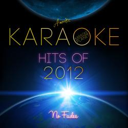 Cover image for Karaoke Hits of 2012
