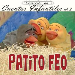 Cover image for Cuentos Infantiles: Patito Feo