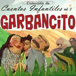Cover image for Cuentos Infantiles: Garbancito (Pulgarcito)